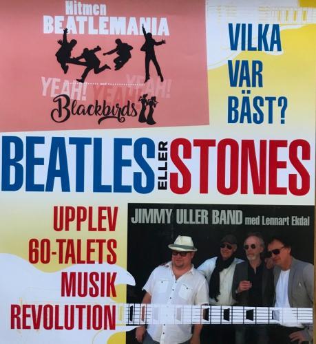 Jimmy Uller Band med Lennart Ekdal